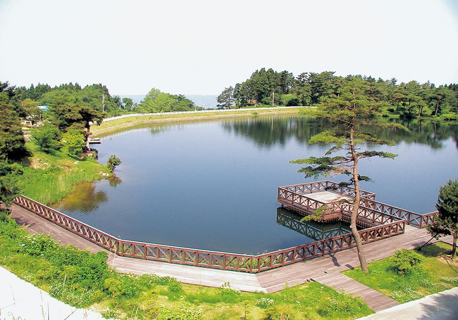 碁石ヶ峰県立自然公園